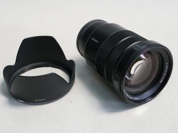 Rent: Sony E PZ 18-105mm f/4 G OSS Lens