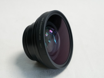 Rent: Sony VCL-HG0758, 0.7x High Grade Wide Angle Conversion Lens