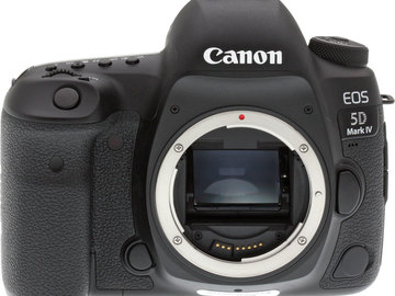 Rent: Canon 5Dmk iv Package