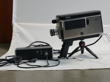 Rent: RCA CC-001 Single Vidicon Color Vintage Camera