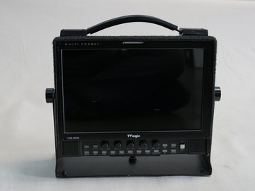 "Rent: TVLogic LVM-091W-M 9"" Widescreen Multi-Format Broadcast LCD"