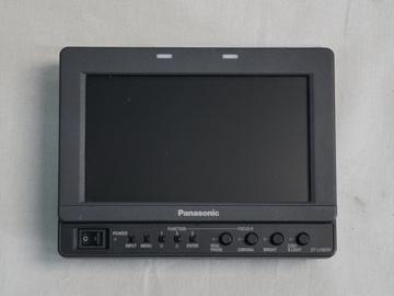 Rent: Panasonic BT-LH80W 16:9 HD/SD LCD monitor