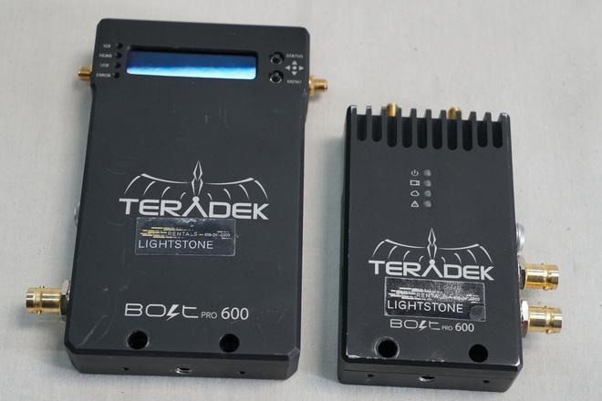 Teradek Bolt Pro 600 SDI Wireless Video Transceiver Set