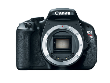 Rent: Canon T3i With 35mm & 85mm Rokinon Lens Package