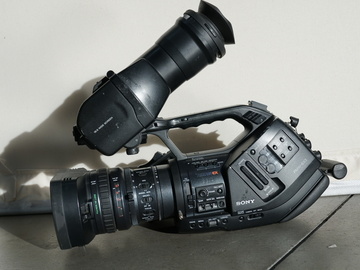 Rent: Sony PMW-EX3 XDCAM Kit