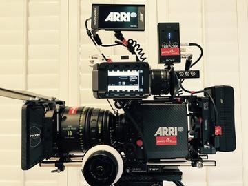 Rent: ARRI ALEXA MINI + 4:3 + TILTA RIG + EVF + STARLITE LCD PL+EF