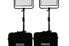 Rent: Dracast LED1000 Pro LED 3-Light Kit