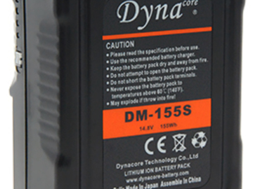 Rent: Dynacore V Mt Battery/Charger Kit