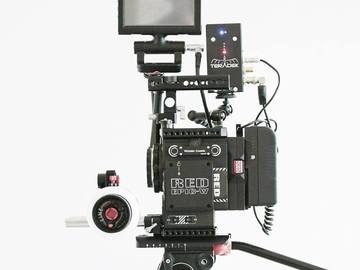 Red Epic-W Deluxe Package
