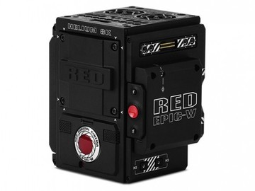 Red Epic-W Brain