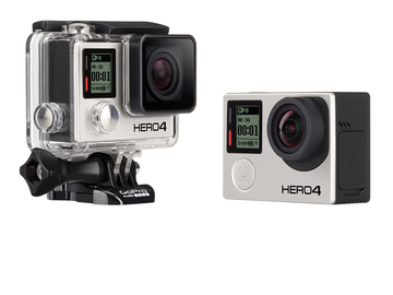 Rent: GoPro Hero 4 Black w/ LOTS OF ACCESSORIES