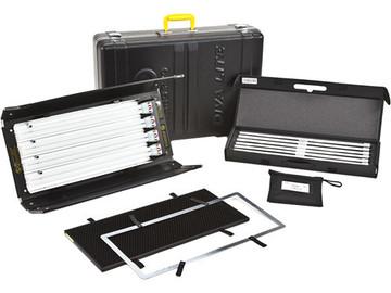 Kino Flo Diva-Lite 415 Universal 1-Light Kit with Travel Cas
