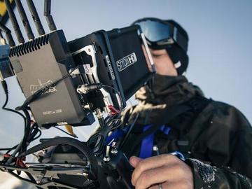 Rent: Directors Monitor - Small HD 702 Bright Wireless Package