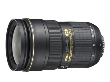 Rent: Nikon AF-S FX NIKKOR 24-70mm f/2.8G ED Zoom Lens