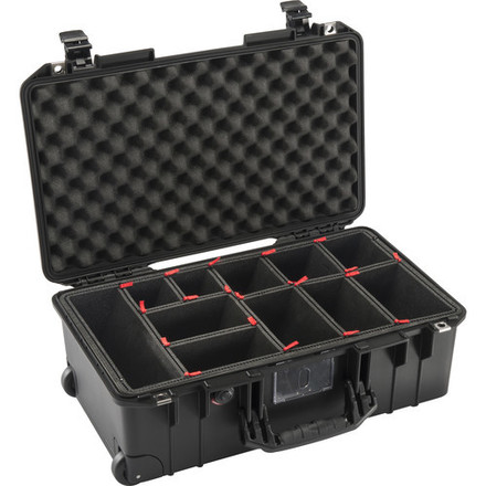 Pelican Air 1535 Case with inserts for air carry on.