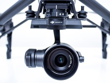 Rent: DJI X5R camera and Lens