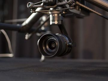 Rent: X5S camera for Inspire 2