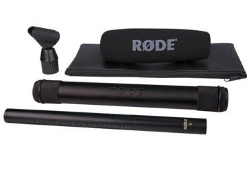 Rent: Rode NTG3 Shotgun Microphone (Black)