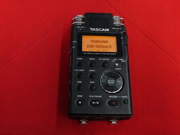 Rent: Tascam DR-100 Portable 2-Channel Linear PCM Recorder