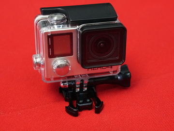 Rent: GoPro HERO4 Black Kit
