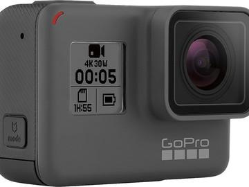 Rent: GoPro - HERO5 Black 4K Action Camera