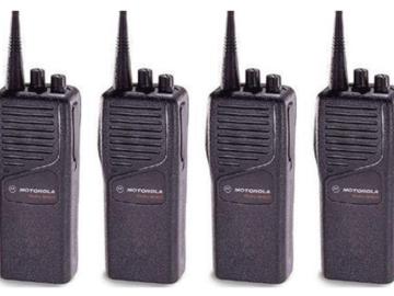 Motorola Walkies 6 Pack