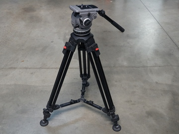 Rent: Cartoni G102 Gamma with A302 Tripod Legs & Mid-Spreader