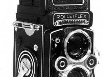 Rent: Rolleiflex Planar 3.5 TLR w/ Gossen Spot Meter