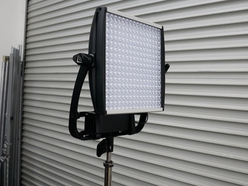 Rent: Litepanels Astra 1x1 Bi-Color LED Panel with Stand