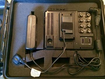 "Rent: Marshall Electronics 7"" Monitor"