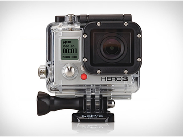 Rent: GoPro Hero3