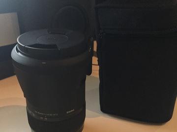 Rent: Sigma 18-35 Art Lens F1.8