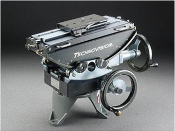 Technovision MKii 3-speed Geared Head (Mitchell mount)