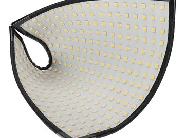 Rent: Westcott Flex LED Kit Daylight Mat with Battery