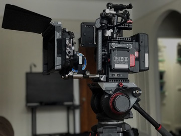 Rent: RED Epic-W Helium 8K Compact Camera Package w/o lens