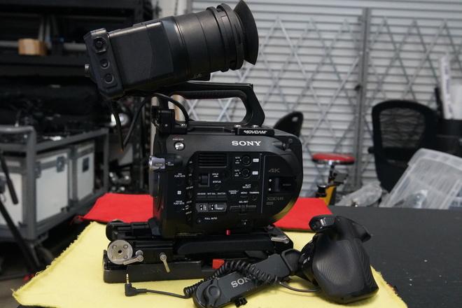 Sony PXW-FS7 XDCAM Super 35 Camera System Kit