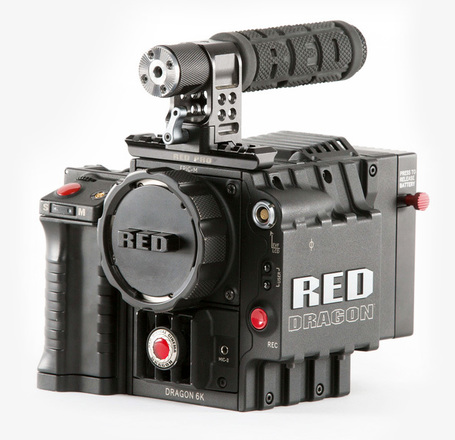 RED Epic Dragon 6K w/ Red 17-50mm!