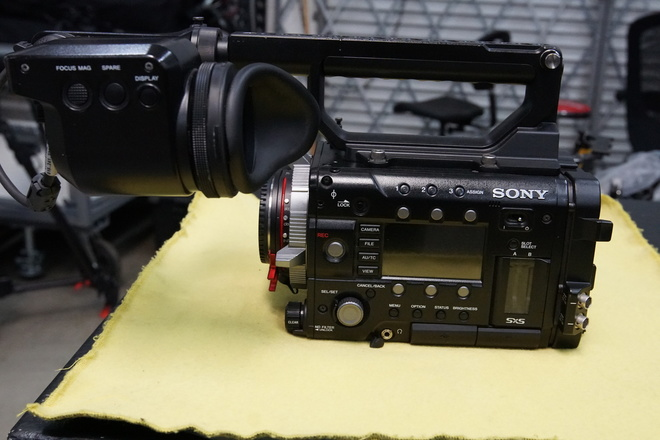 Sony PMW-F5 CineAlta Digital Cinema Camera Kit