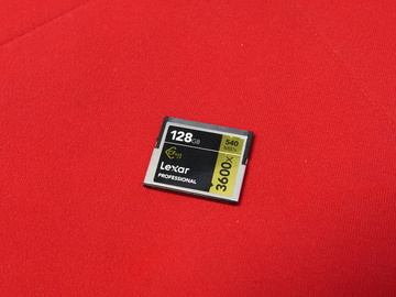 Rent: Lexar 128GB Professional 3600x CFast 2.0 Memory Card