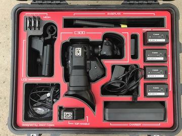 Canon C300 Mark ii 4K w/ Lens & Tripod Package