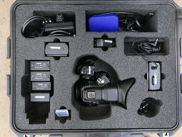 Rent: Canon C300 EF Mount Kit (1 of 2)