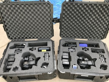 Rent: 2x Canon C300 Mark I Package