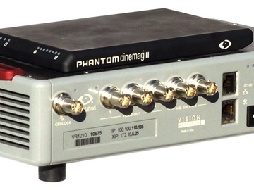 Rent: 10Gb Cinestation 1 for Phantom Flex/HD Gold cameras