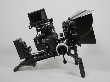 Rent: FULLY LOADED RED EPIC DRAGON PACKAGE