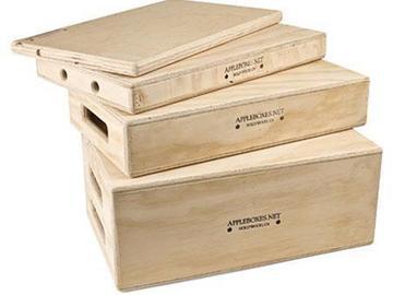 Rent: Apple Box Set (Full, Half, Quarter, Pancake)