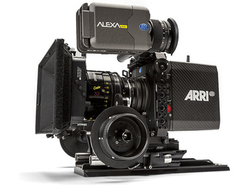 Rent: Arri Alexa Mini Complete Package