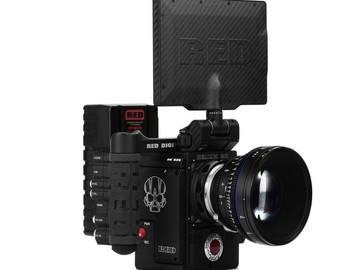 Rent: Red Epic Helium 8K Camera Package