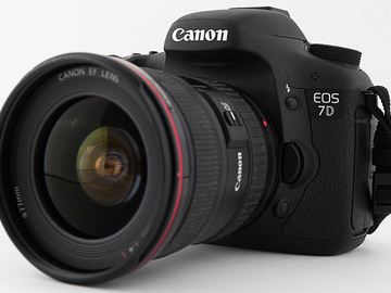 Rent: Canon 7D with Canon 17-40mm Wide Angle Zoom