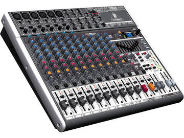 Rent: 18 channel behringer xenyx x1832usb