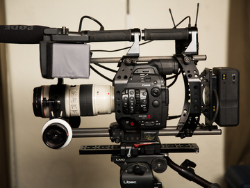 Rent: C300 Mark II Full Shooter/ENG Package; Special Low Price